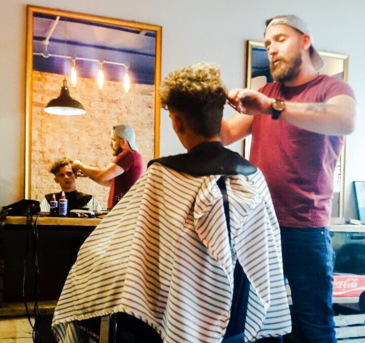 Services you can expect at a mens Barber shop in Reigate