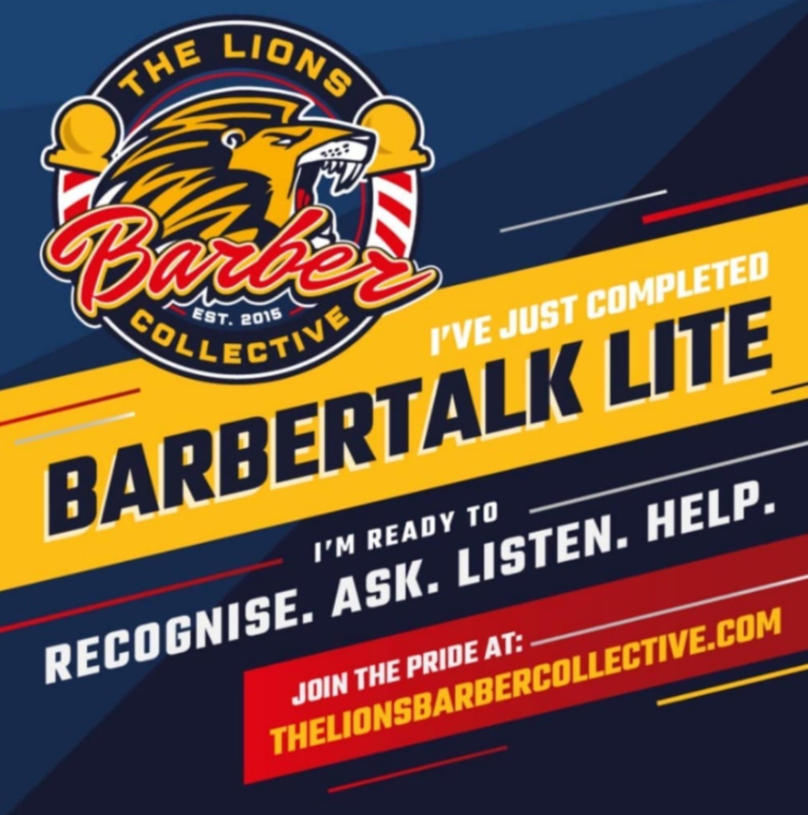 Barber Talk lite