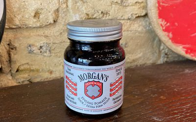 Morgans Pomade – Slick / Extra Firm Hold