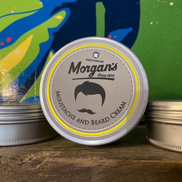 Morgans Moustache and Beard Cream