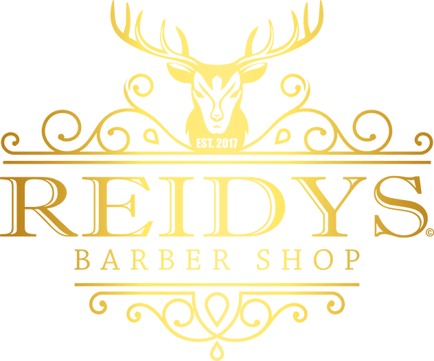 Reidys Barber Shop Logo
