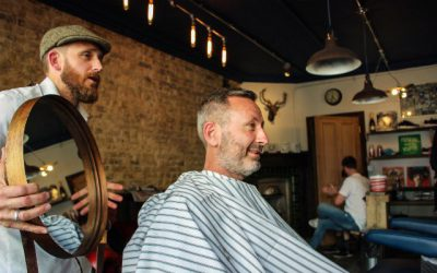 Why should you go to the best Men's Barber Shop in Reigate?