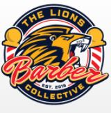 The Lions Barbers Collective Logo